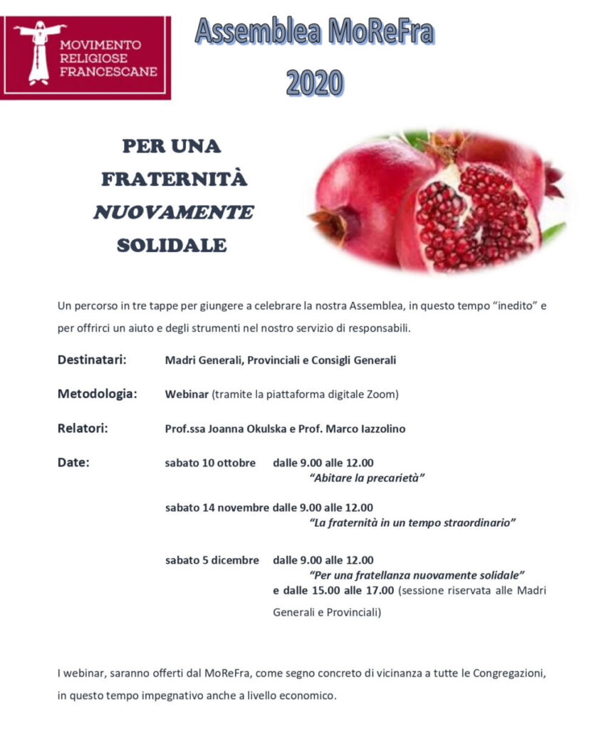 ASSEMBLEA MOREFRA 20202